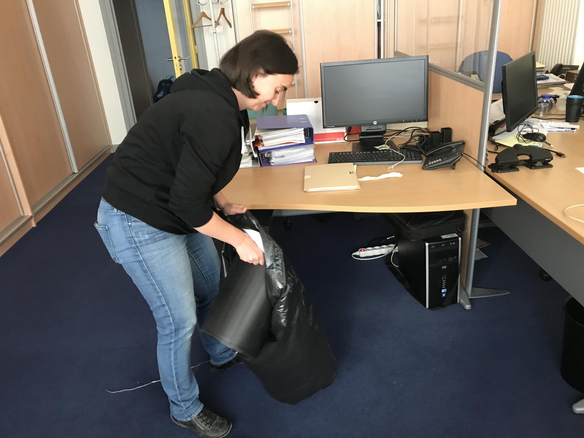 Société de nettoyage pour vos bureaux dans la zone techlid en